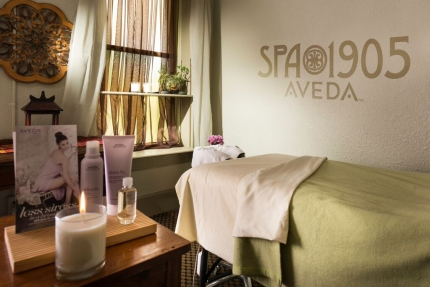 Spa 1905 is your destination for relaxation